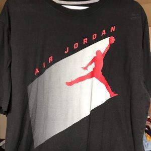 Mens Nike Air Jordan Shirt Sz.XL